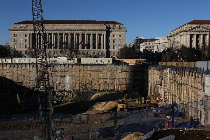 NMAAHC_Construction_Site