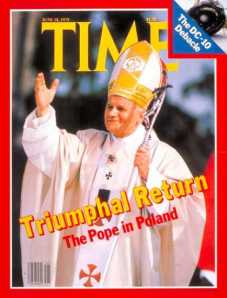 Time Magazine John Paul II Poland 1979