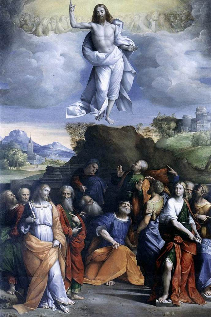 Garofalo Ascension of Christ