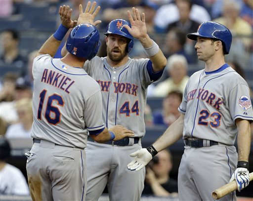Mets sweep Yankees