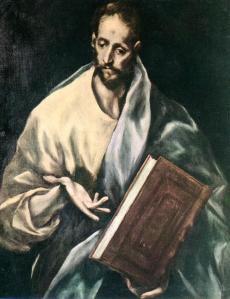 St James the Less El Greco