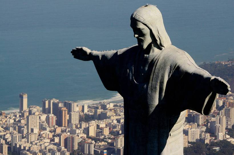 Christ-on-Corcovado