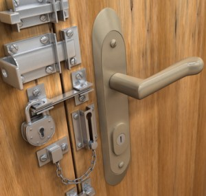 door many locks