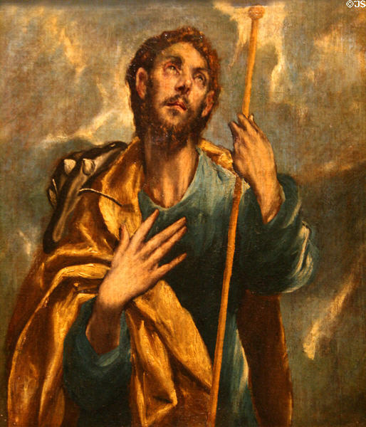 St James Greater El Greco