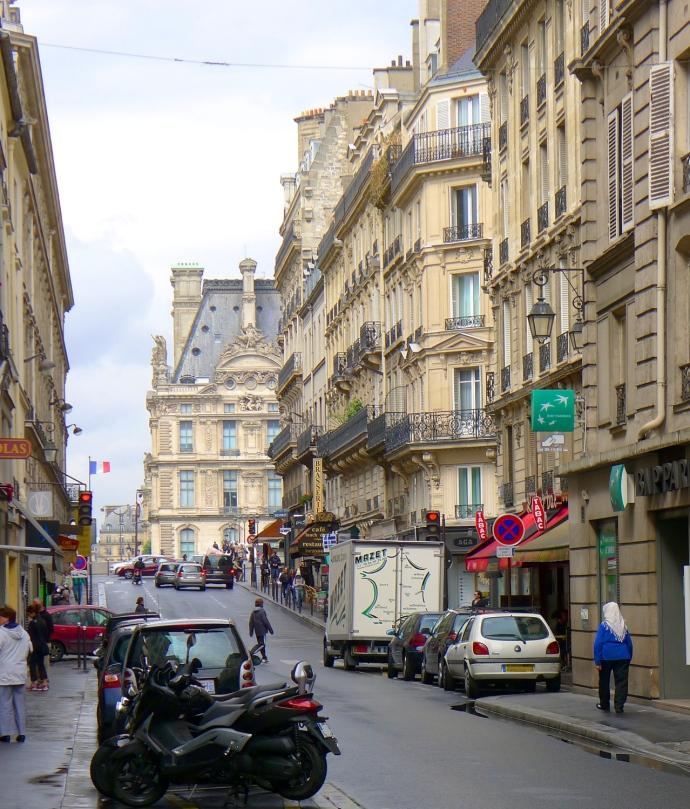 Rue du Bac Paris