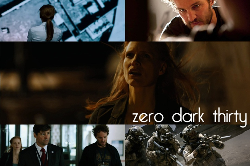 Zero Dark Thirty 1