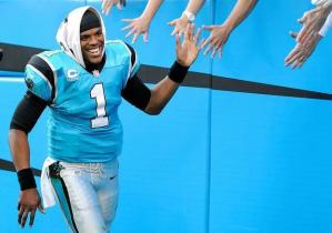 Cam Newton Panthers