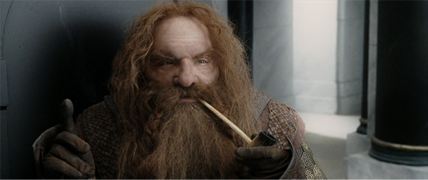 Gimli what are we waiting for