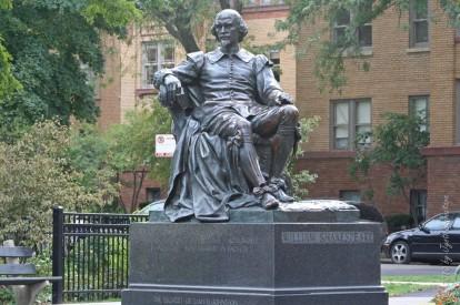 Shakespeare Piece of Work Man