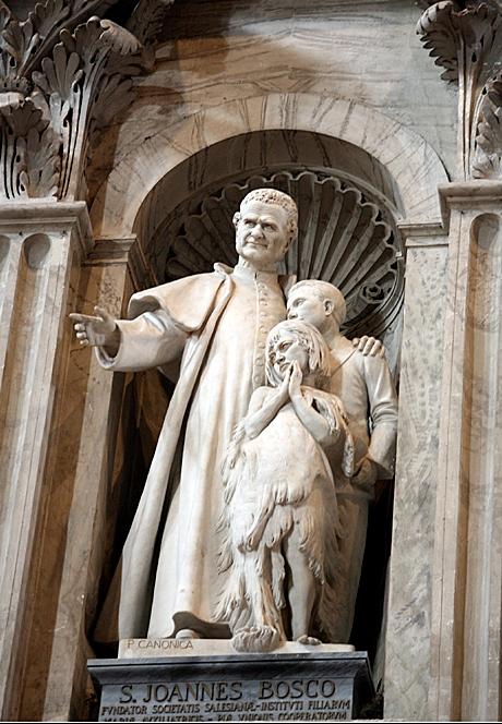 St. John Bosco St. Peters