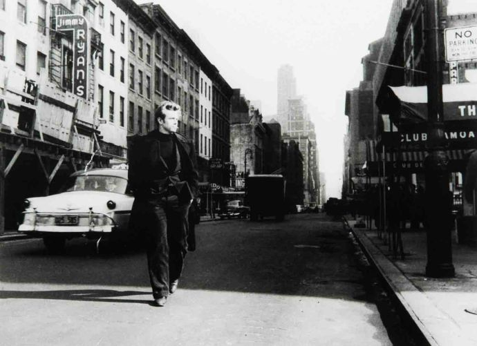 James Dean New York