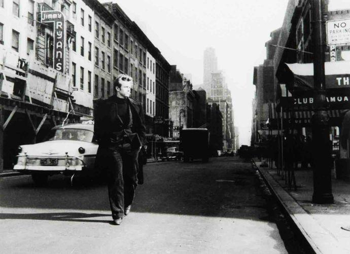 James Dean New York