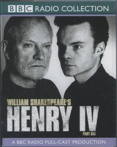 Julian and Jamie Glover Henry IV