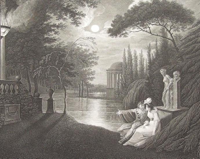 Lorenzo Jessica Belmont Merchant of Venice