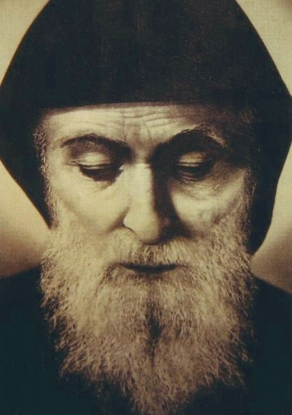 St. Sharbel of Lebanon, ordained 155 years ago yesterday