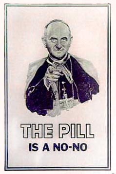 The Pill is a No No