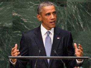 Barack Obama UN