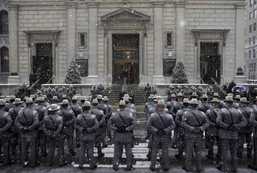 Mario Cuomo Funeral