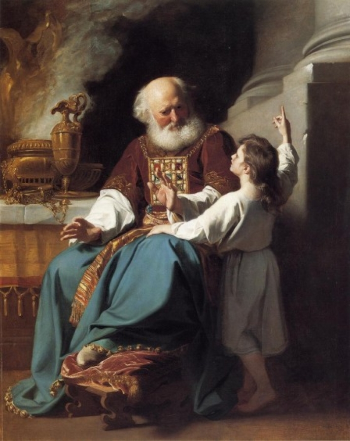 Samuel and Eli John Singleton Copley