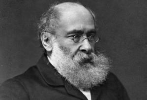 My new favorite person ever, Anthony Trollope