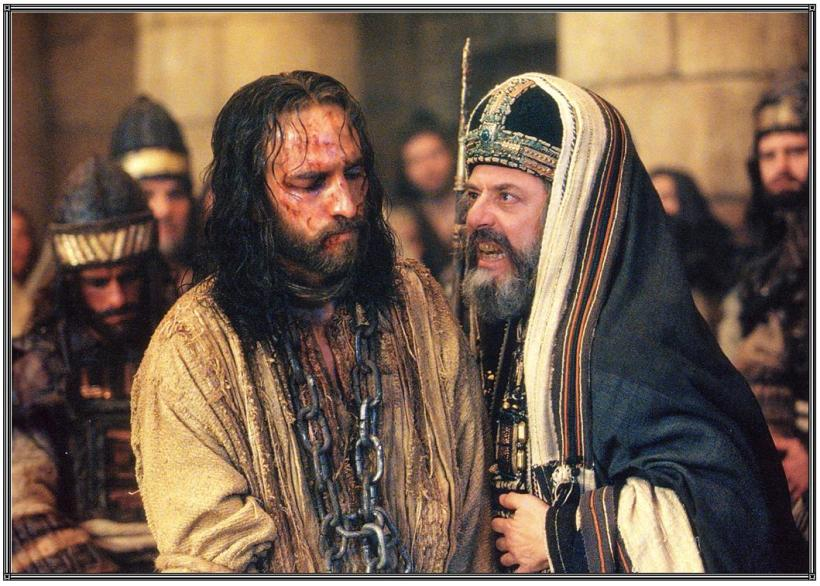 High Priest Passion of the Christ