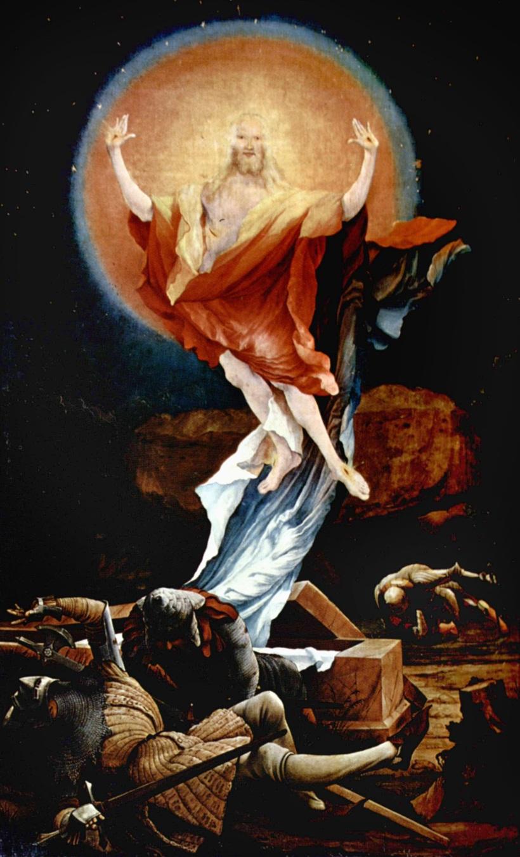 Matthias Grunewald Isenheim altarpiece