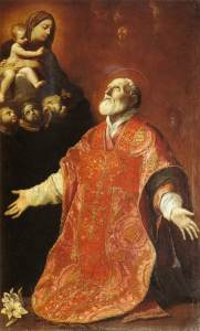 St Philip Neri Guido Reni