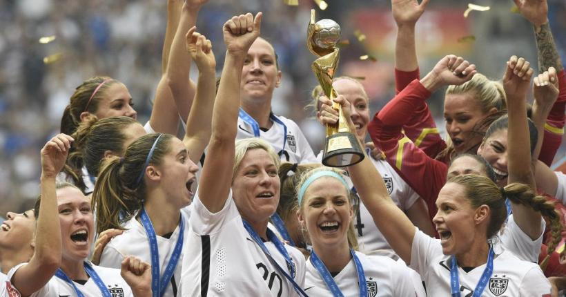 USA World Cup champions