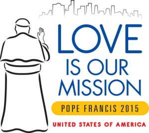 love-is-our-mission-pope-francis-us-visit-logo