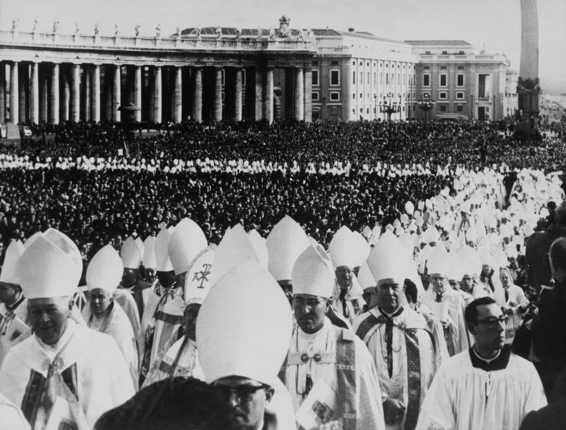 Closing Mass of Vatican II