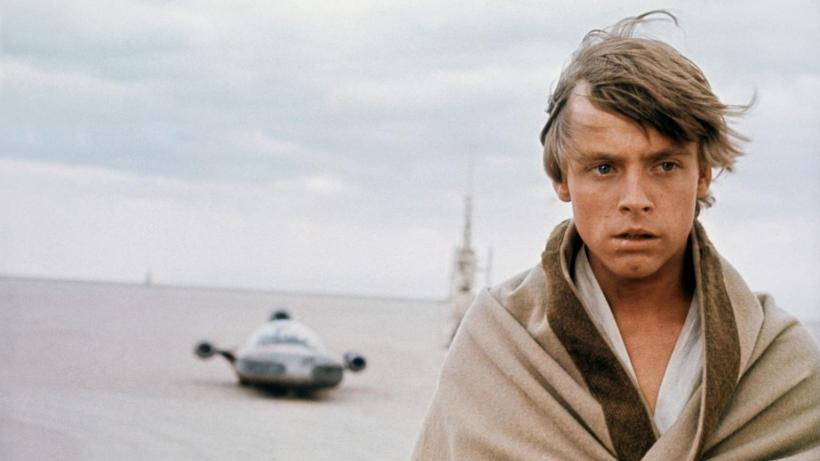 Luke Skywalker Tatooine