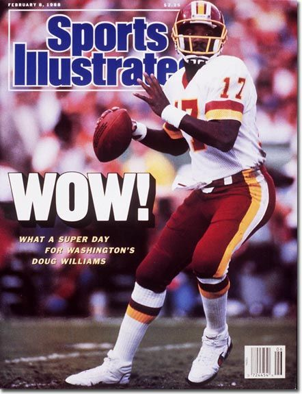 Doug Williams Sports Illustrated