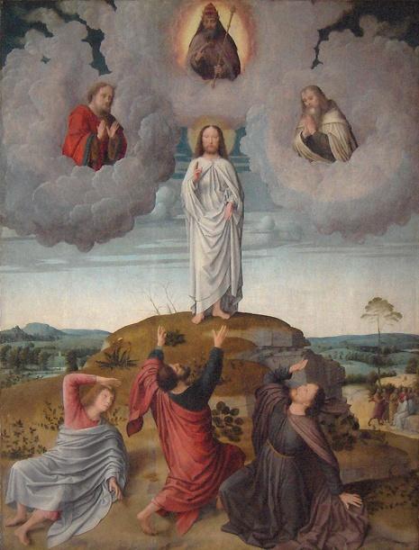 Gerard David Transfiguration
