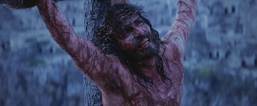 Father forgive them Passion of the Christ