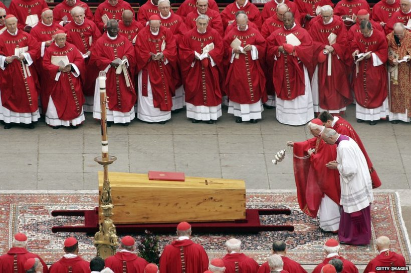 John Paul II funeral