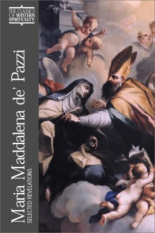 Mary Magdalen de Pazzi book cover