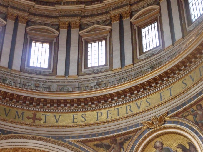 tu-es-petrus-st-peters-dome