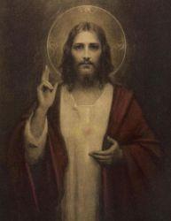 Charles Bosseron Chambers Sacred Heart of Jesus