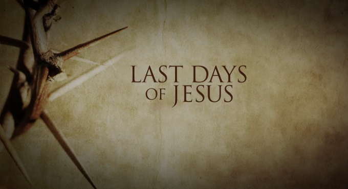 Last Days of Jesus PBS