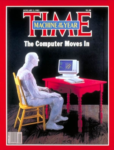 Time Person of the Year computer
