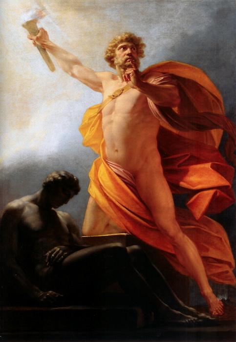 Heinrich Fueger Prometheus