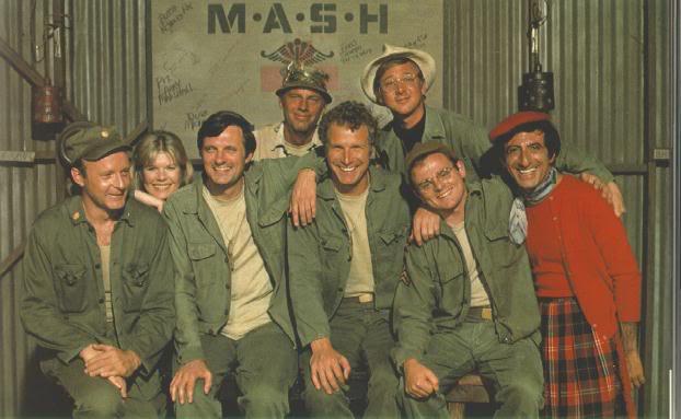 MASH cast