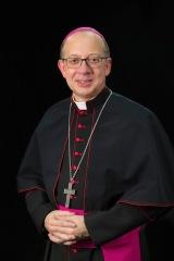 Bishop Barry Knestout portrait