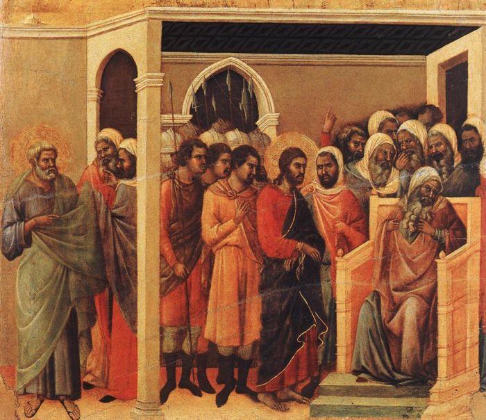 Christ Sanhedrin