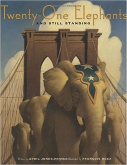 brooklyn bridge elephants cover