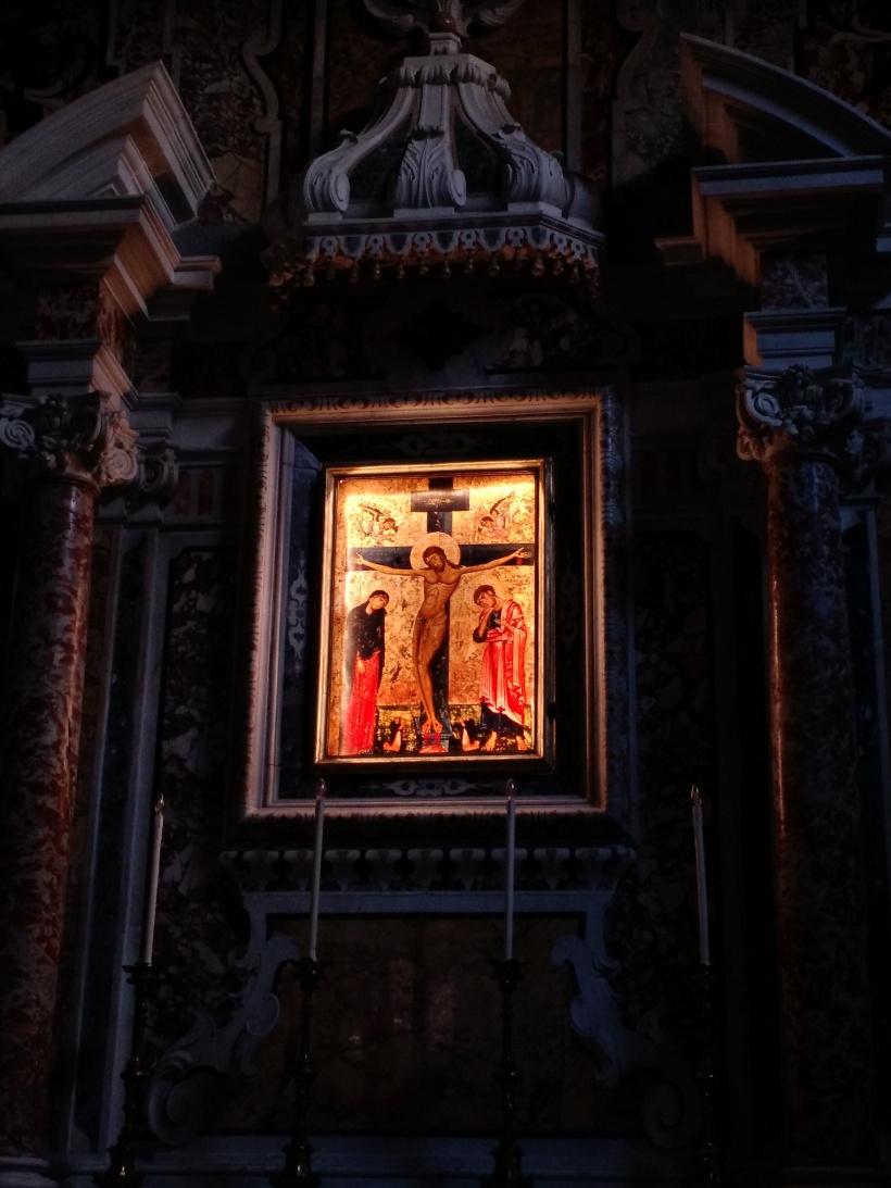 St Thomas Aquinas Non Nisi Te Naples