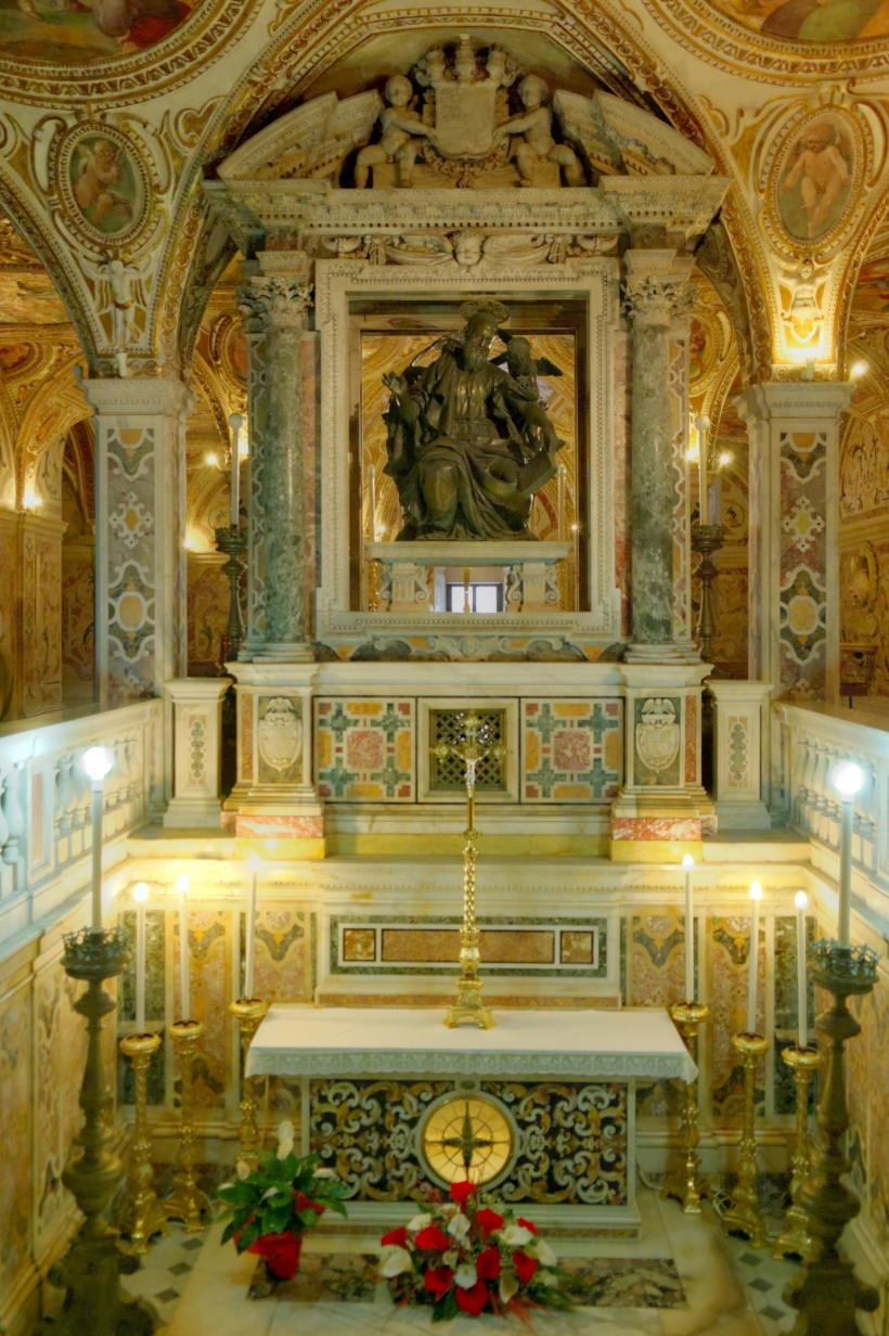 tomb of St. Matthew Salerno.jpg