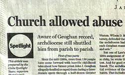Boston Globe 2002