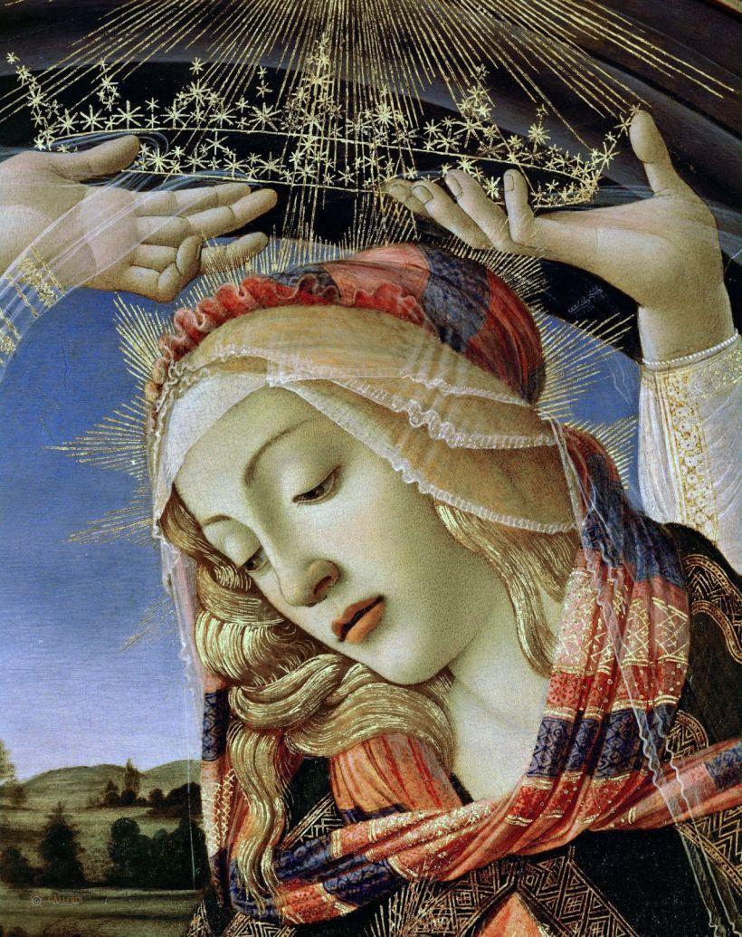 boticelli Madonna Magnificat