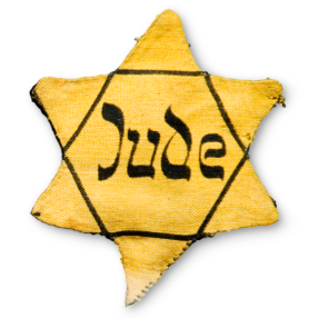 holocaust-nazi--badge-star-of-david